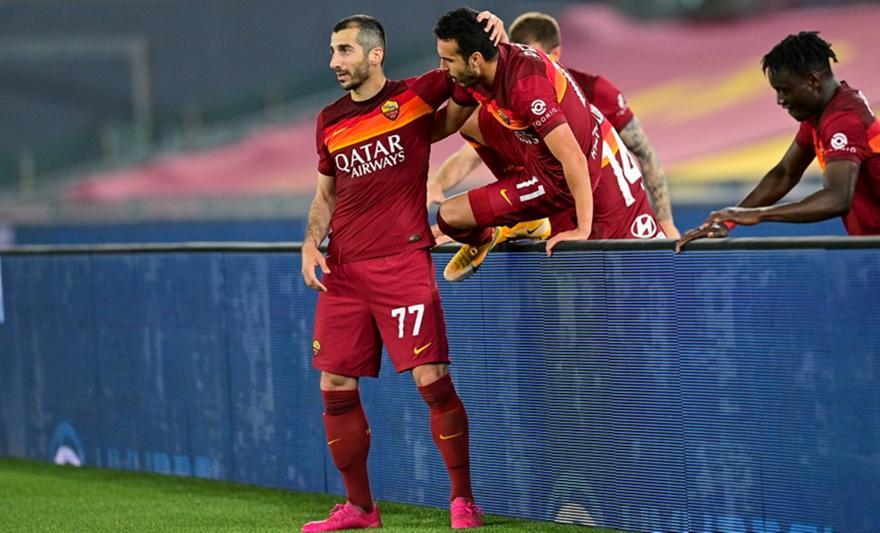 Ρόμα-Λάτσιο: 2-0
