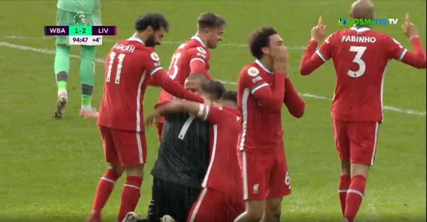 Άλισον: Το απίστευτο γκολ του τερματοφύλακα της Λίβερπουλ
