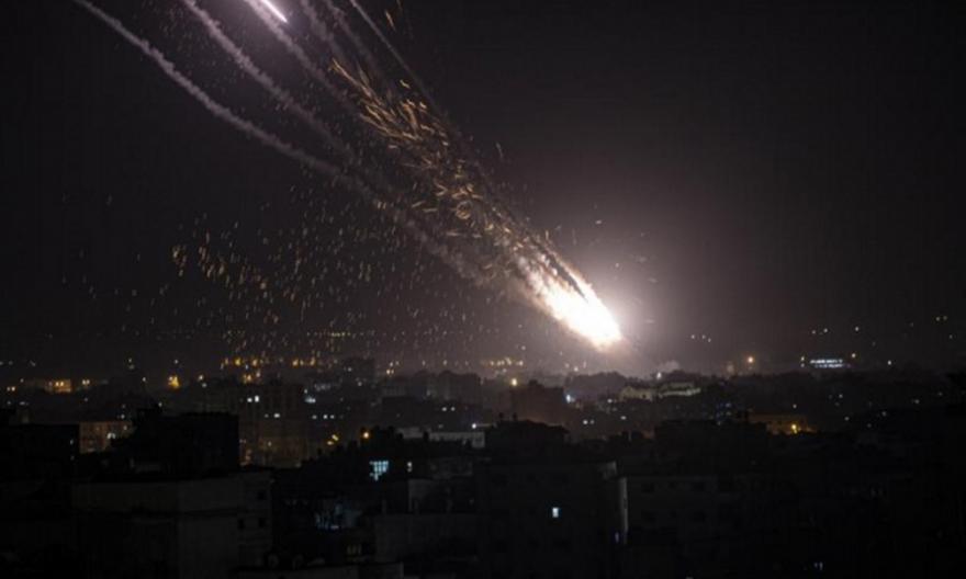 Μεσανατολικό: Εχουν φύγει 3000 ρουκέτες από Γάζα σε Ισραήλ
