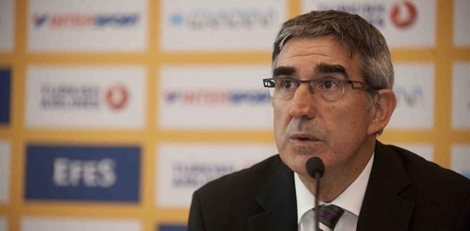 Κοντός: «Πάμε για μεγάλη ένταση στην Ευρωλίγκα λόγω Μπερτομέου»
