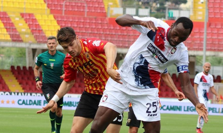 Μπενεβέντο-Κροτόνε: 1-1