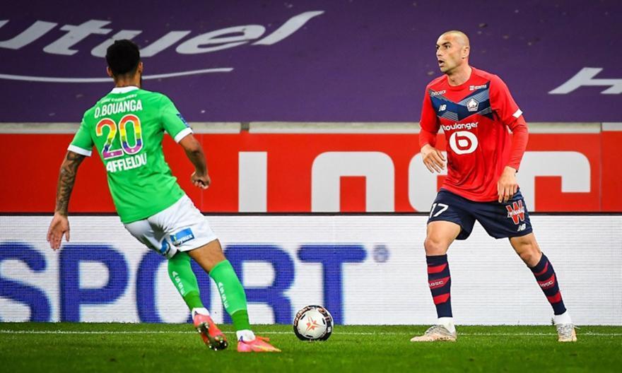 Λιλ-Σεντ Ετιέν 0-0, Παρί Σεν Ζερμέν-Ρεμς 4-0