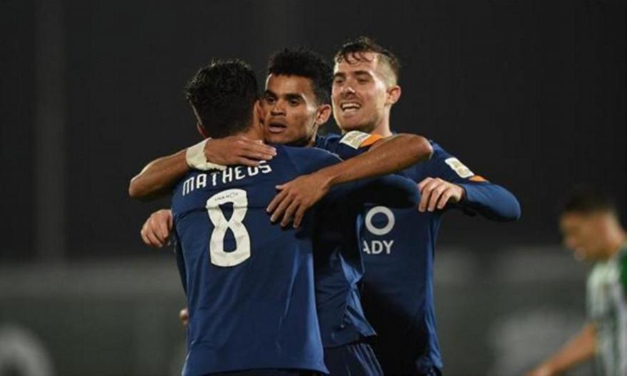 Ρίο Αβε-Πόρτο 0-3