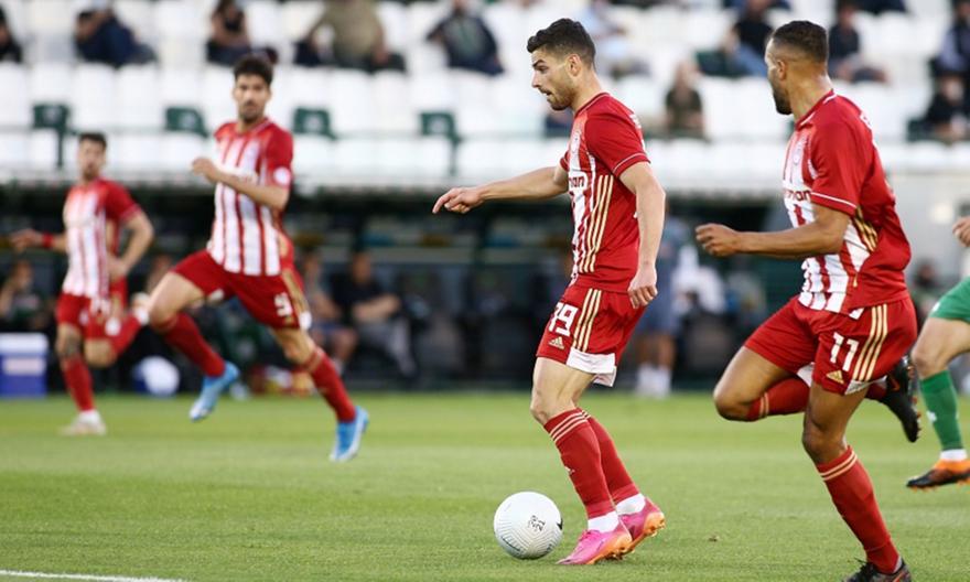 «Ελ Αραμπί σε Μασούρα και γκολ, σε τρία ντέρμπι»