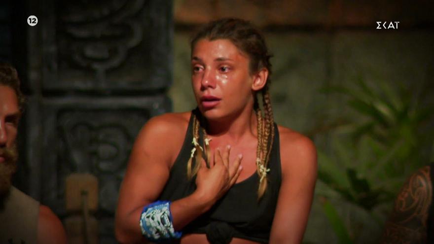 Survivor: «Λυγίζει» η Μαριαλένα και ξεσπάει στο συμβούλιο!
