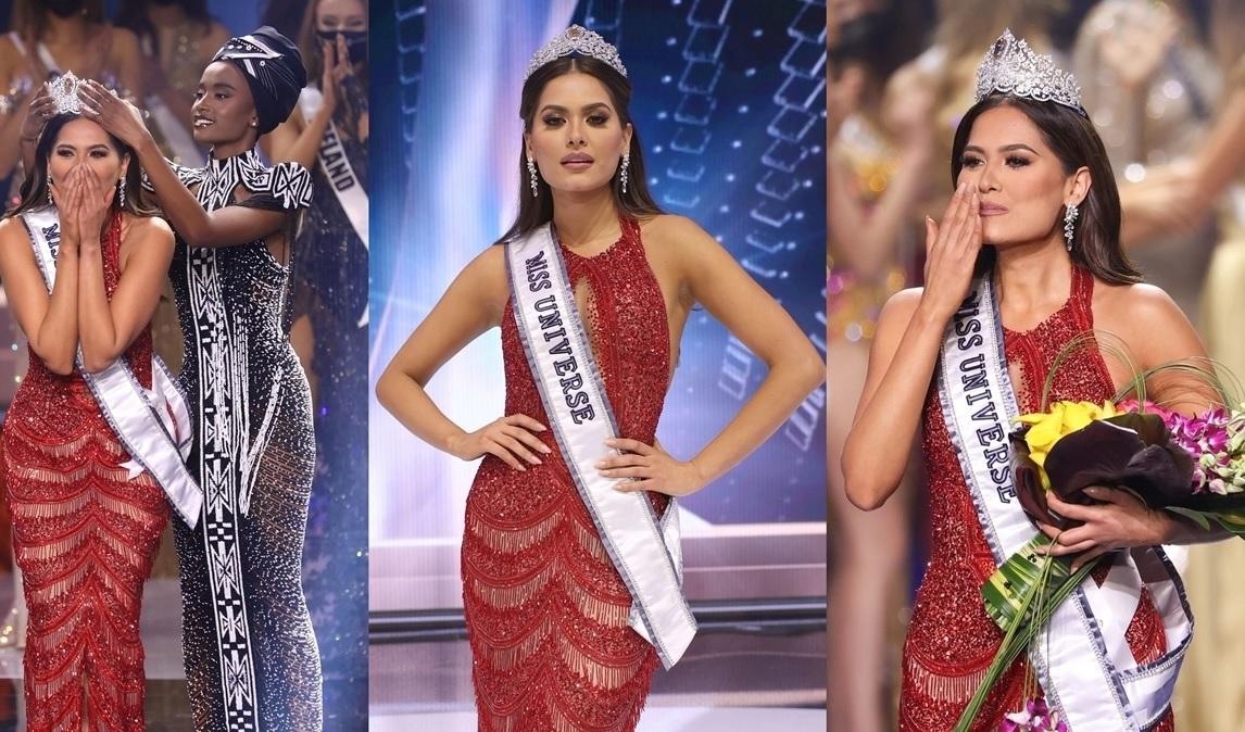 Η νέα Μις Υφήλιος είναι από το Μεξικό (pics/video)