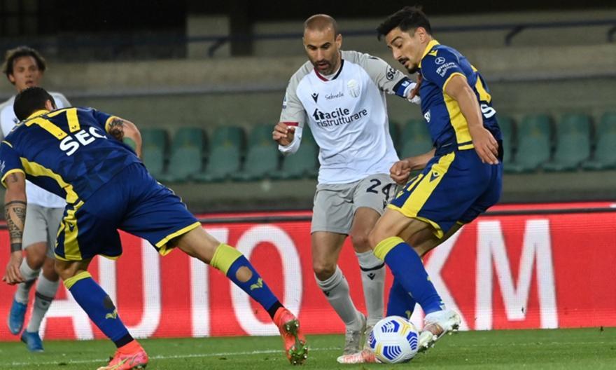 Βερόνα-Μπολόνια: 2-2