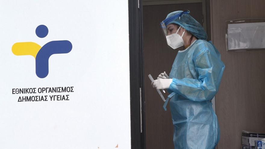 Κορωνοϊός-Ελλάδα: 2.812 νέα κρούσματα - 63 νεκροί