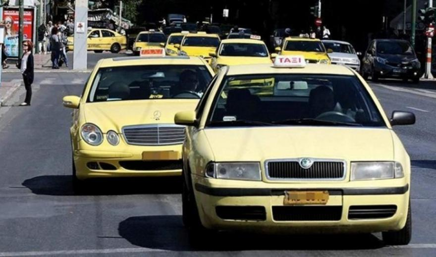 Συνάντηση Κεφαλογιάννη με οδηγούς Ταξί