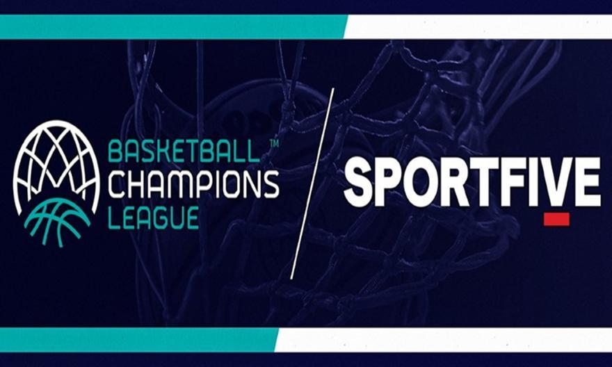 BCL: Συμφωνία με τη Sportfive