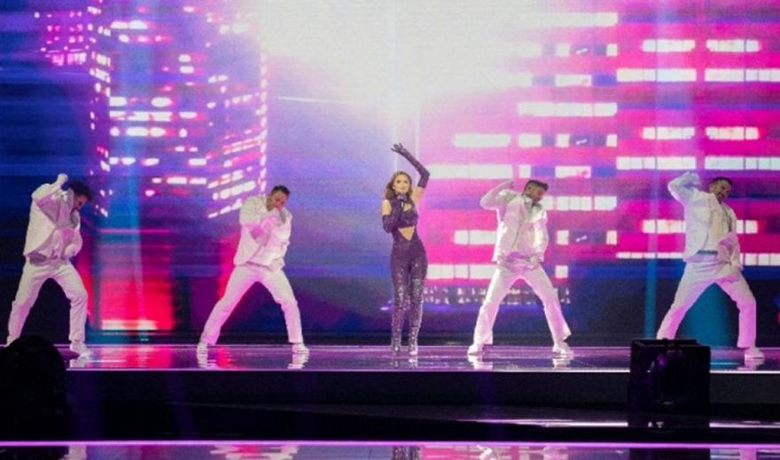 Eurovision 2021: Έφτασε η ώρα της Στεφανίας
