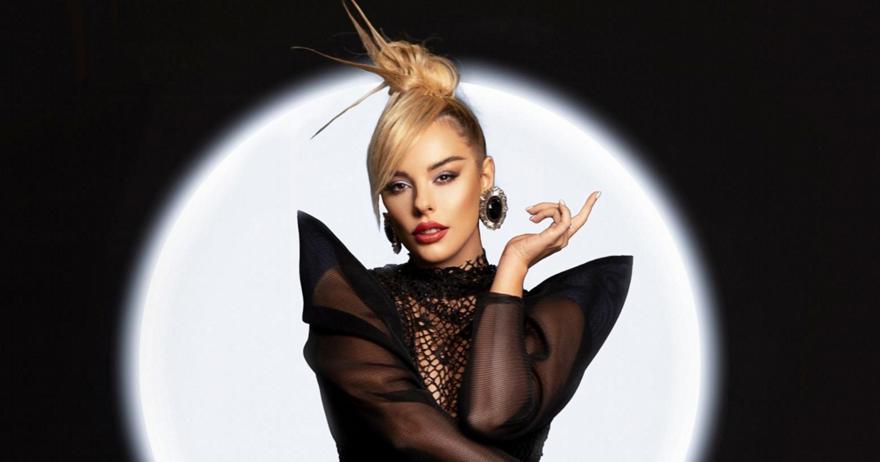 Eurovision: Εντυπωσιακή η  Άντζελα Περιστέρη με την Αλβανία