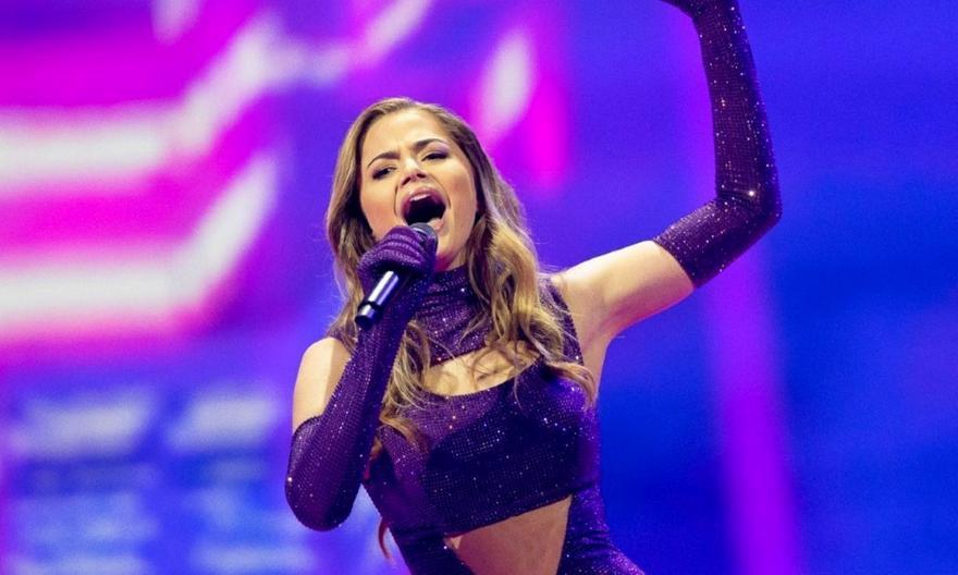 Eurovision: Τα «έσπασε» με Last Dance η Στεφανία