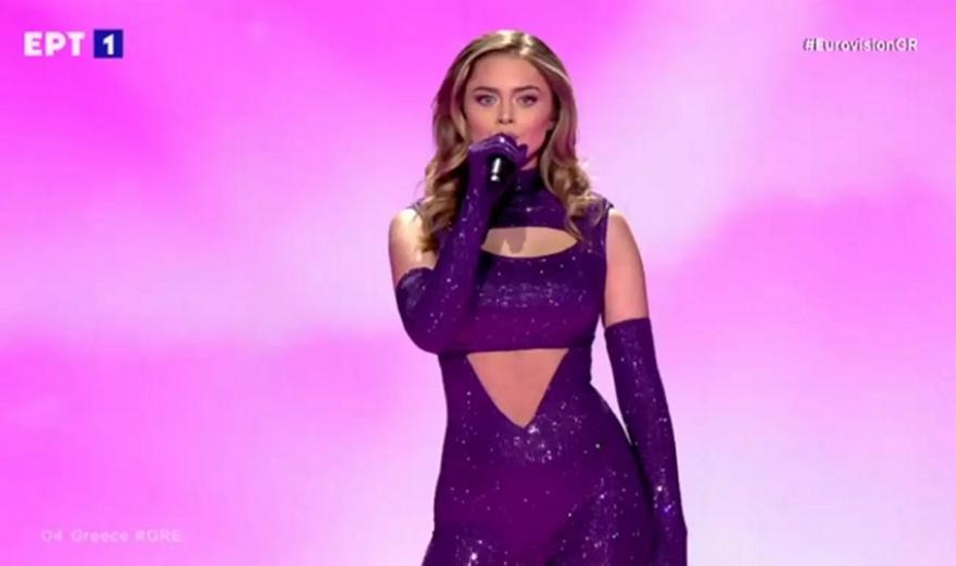 Eurovision: Στον τελικό η Ελλάδα με την Στεφανία