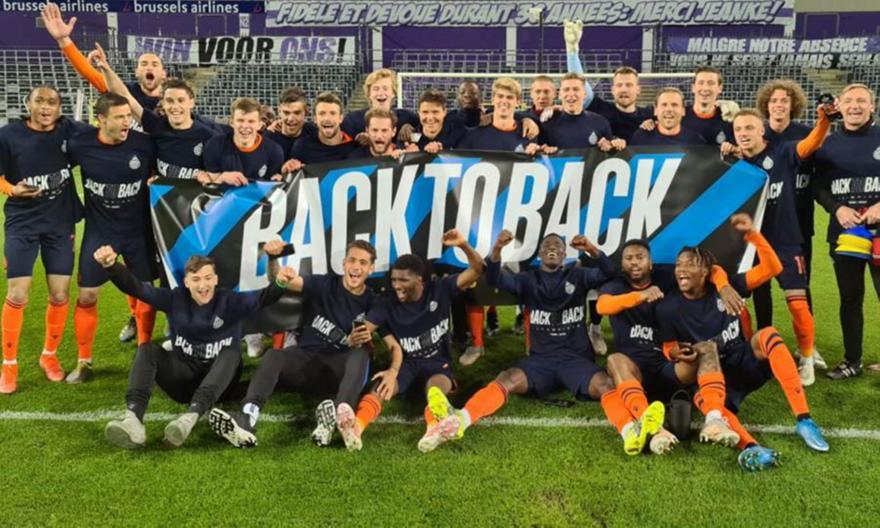 Στέψη με ήττα η Κλαμπ Μπριζ – Στο Europa League η Αντβέρπ