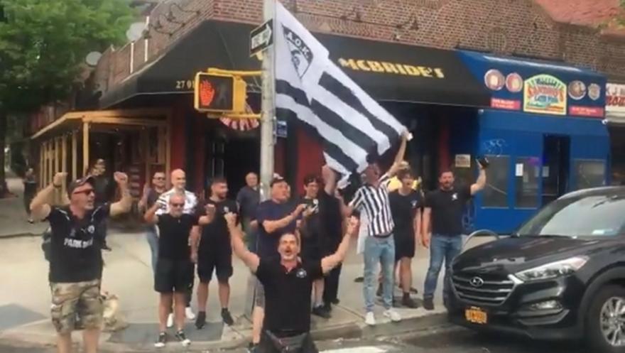 «Τρέλα» για τον Κυπελλούχο ΠΑΟΚ στη Νέα Υόρκη!