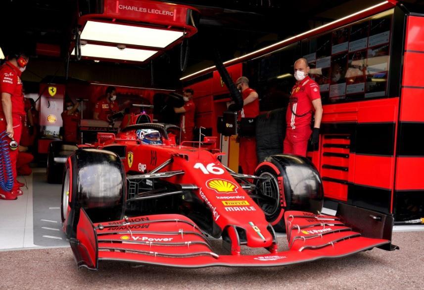 Σοκ για Ferrari: Εκτός GP Μονακό ο poleman Λεκλέρκ!