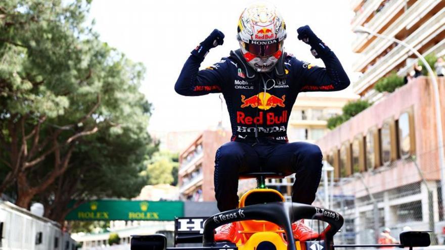 Grand Prix Μονακό: Νίκη και κορυφή για τον Φερστάπεν