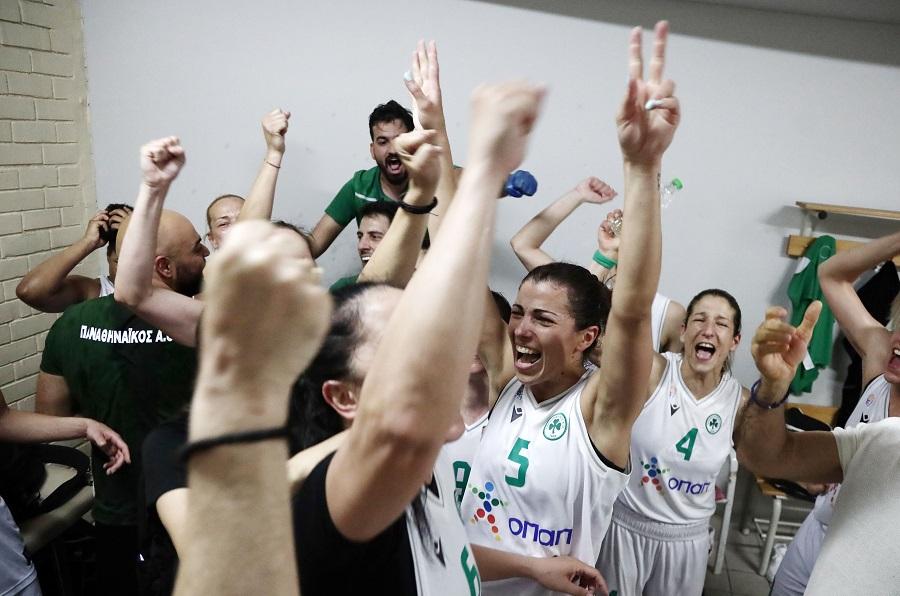Ολυμπιακός-Παναθηναϊκός: Εικόνες από τον «πράσινο» θρίαμβο!