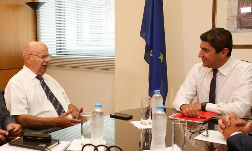 Αυγενάκης: Καταγγέλλει την ΕΟΚ για νοθεία εν όψει εκλογών