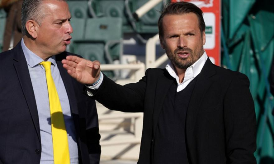 Δημιουργείται ΑΕΚ Β' για τη Super League 2!