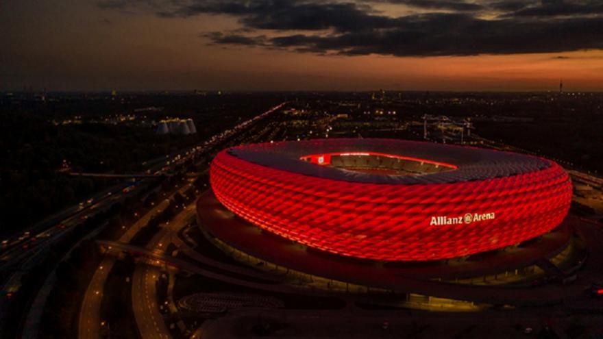 Μόναχο - Allianz Arena