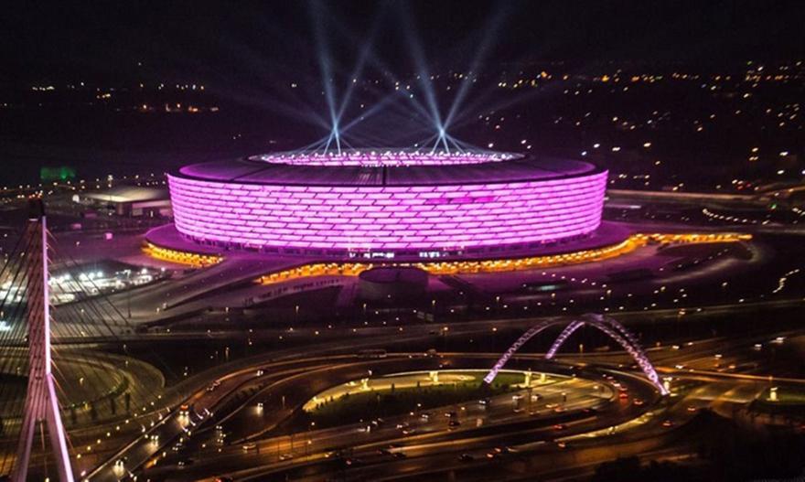 Μπακού - Baku Olympic Stadium