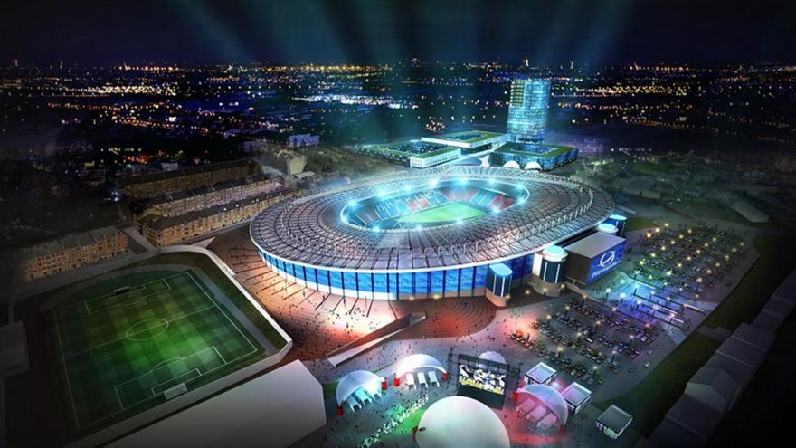 Euro 2020: Γλασκώβη - Hampden Park