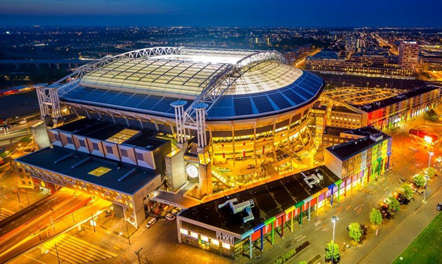 Euro 2020: Άμστερνταμ - Johan Cruijff ArenA