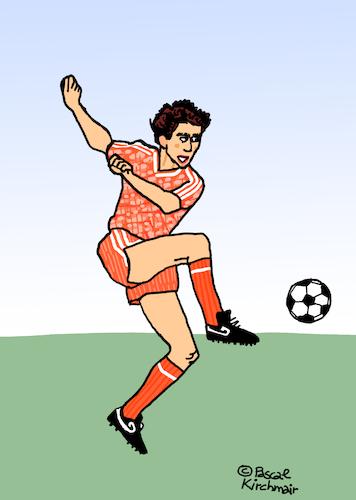 Μάρκο Φαν Μπάστεν: Το τελειότερο γκολ στην ιστορία του Euro