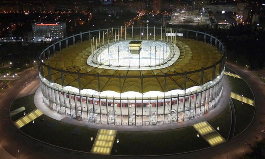 Βουκουρέστι - National Arena