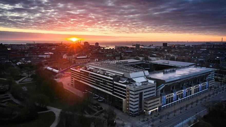 Κοπεγχάγη - Parken Stadium