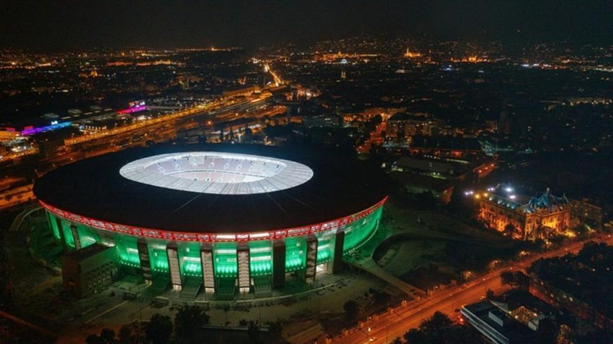 Βουδαπέστη - Puskas Arena