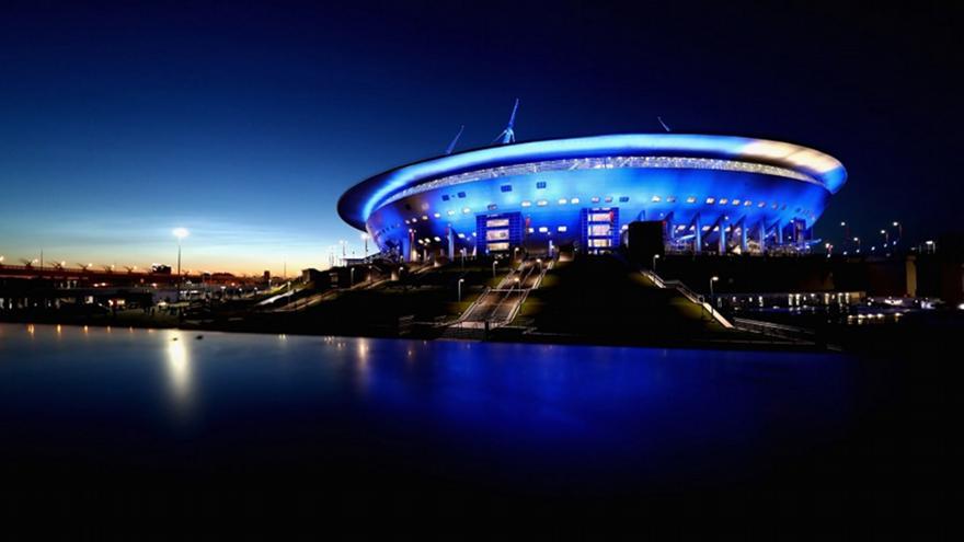 Αγία Πετρούπολη - Saint Petersburg Stadium
