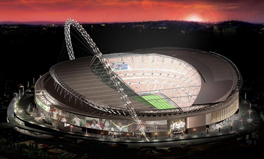 Euro 2020: Λονδίνο - Wembley Stadium