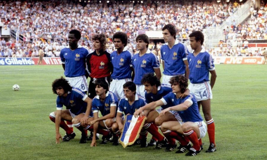 Euro: Η κουτουλιά του Αμορός στον Όλσεν το 1984