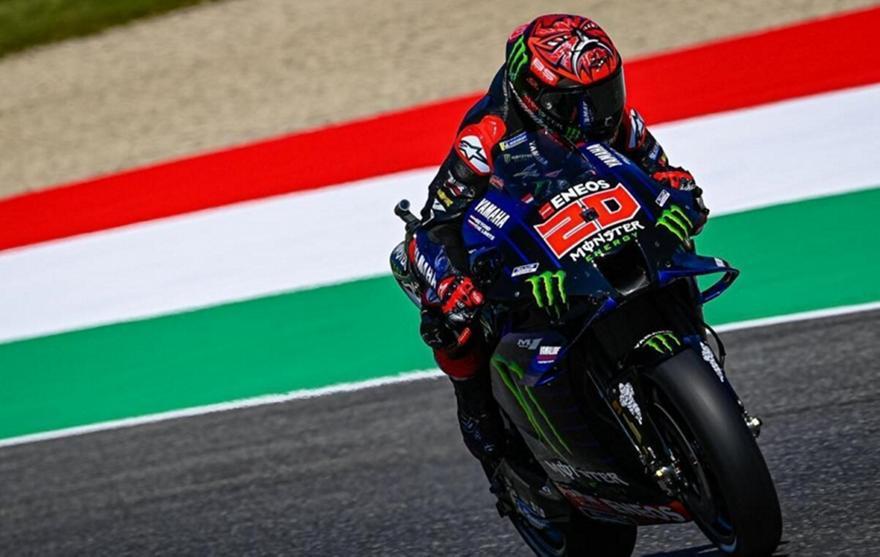 GP Mugello: Pole position για τον Κουαρταραρό