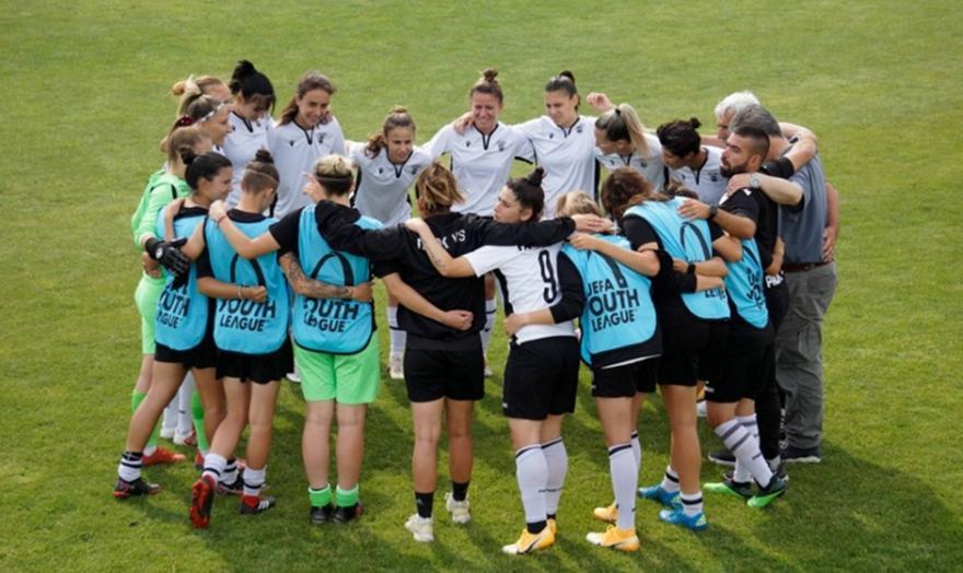 Ο γυναίκες του ΠΑΟΚ έριξαν 14 γκολ στην Καστοριά!