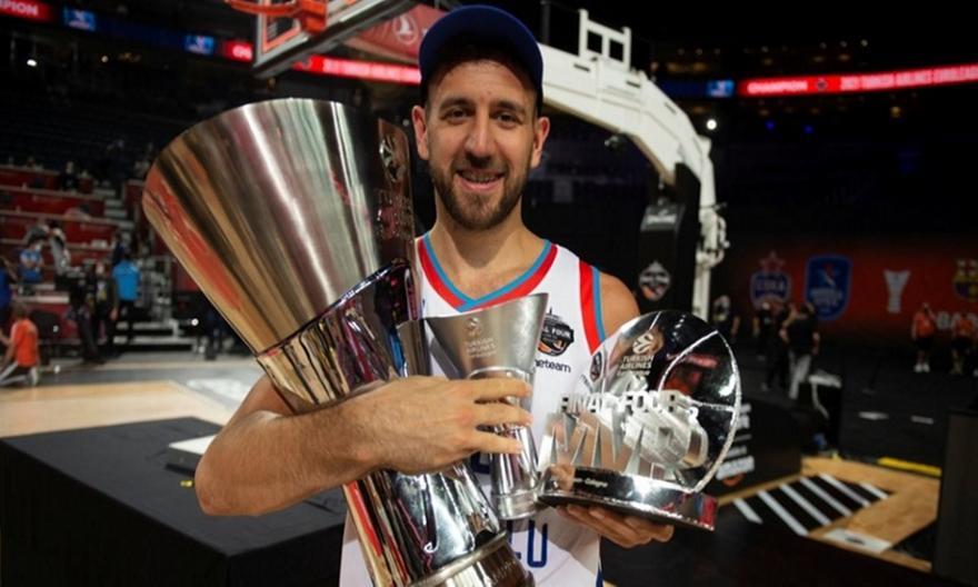 Μίσιτς: MVP και στο Final 4