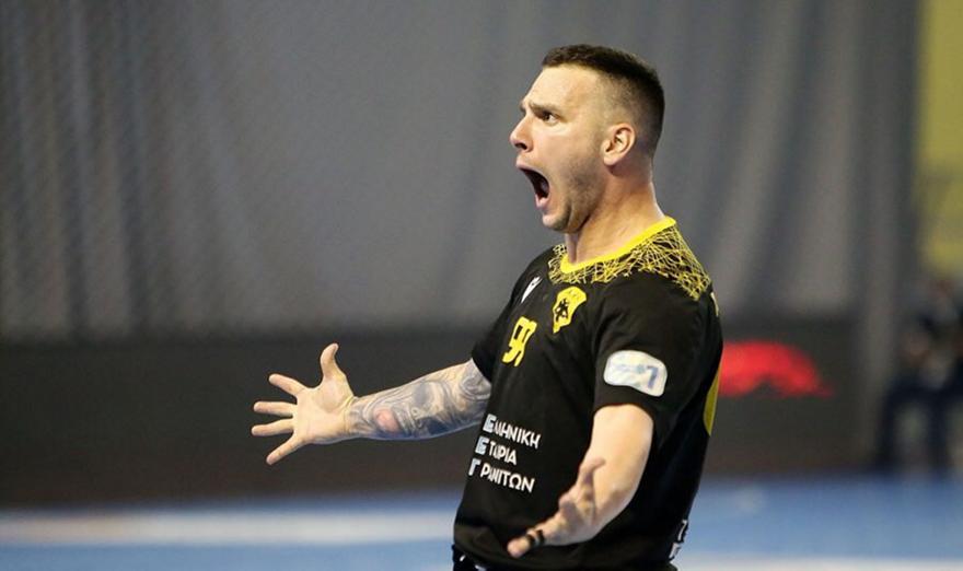 Κεδέρης στο sport-fm.gr: «Έχω αγνή αγάπη για την ΑΕΚ»