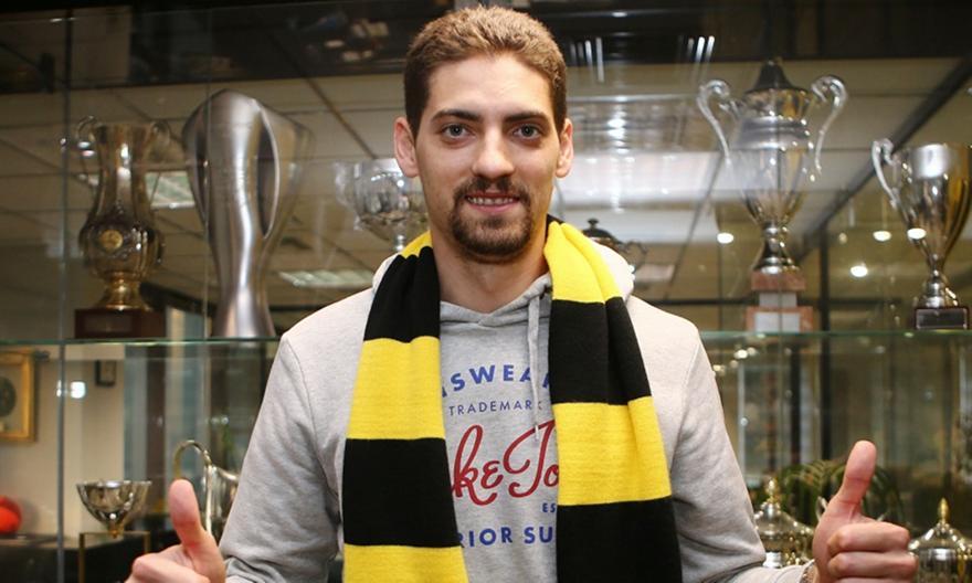 Στάνκοβιτς: «Να γίνω πρωταθλητής και με την ΑΕΚ»
