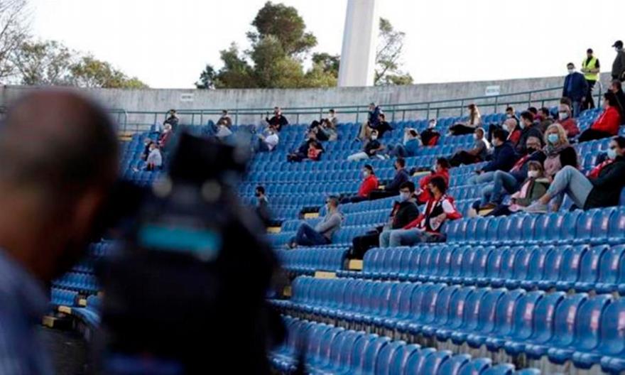 Πορτογαλία: Με το 33% της χωρητικότητας το νέο πρωτάθλημα