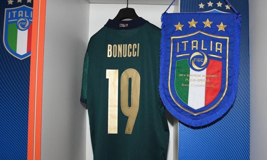 Γιατί η Ιταλία φοράει μπλε φανέλα και γιατί στο Euro αποφάσισε να λανσάρει -ξανά- την πράσινη!