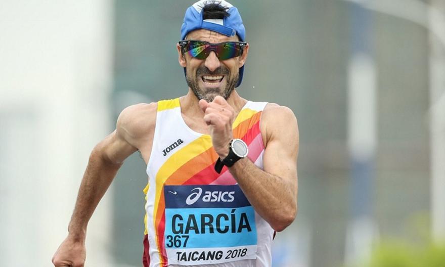 Ολυμπιακοί Αγώνες: Βαδιστής ετοιμάζεται για 8η συμμετοχή!