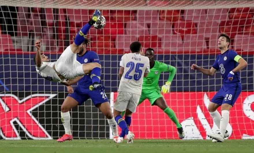 Champions League: Το γκολ της χρονιάς ο Ταρέμι