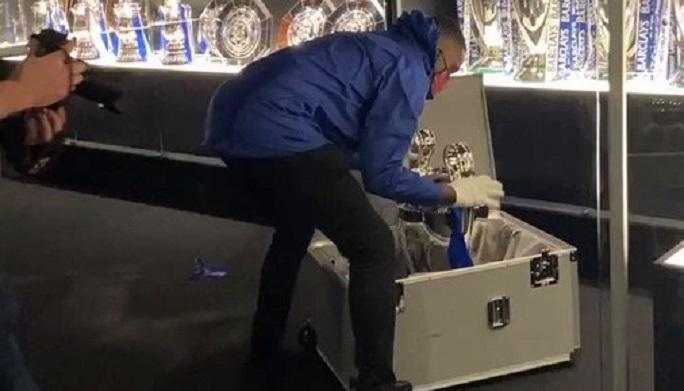 Champions League: Στο μουσείο της Τσέλσι η κούπα!