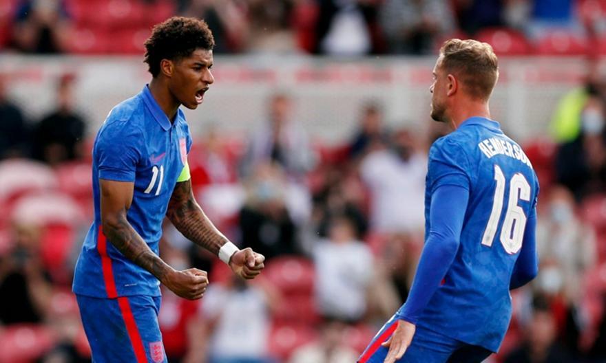 Αγγλία-Ρουμανία 1-0