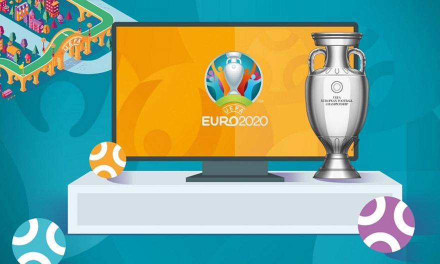 Euro 2020: Το πρόγραμμα των τηλεοπτικών μεταδόσεων