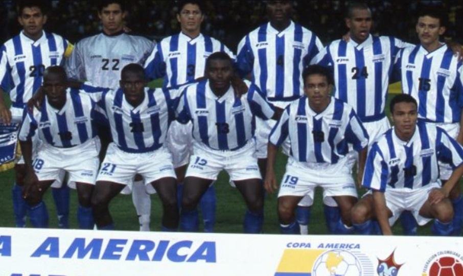 Ονδούρα: Το Copa America του 2001 και η Βραζιλία