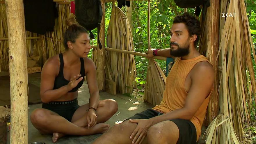 Survivor: Στα... μαχαίρια Σάκης-Καρολίνα (trailer)